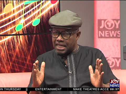 MzVee And Bessa Simons Talk About The Essence Of Easter - AM Show on JoyNews (30-3-18)