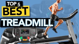 ✅ TOP 5 Best TREADMILL for home gym 2020 | Budget & Foldable