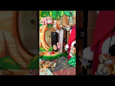 Taschen-, Handyanhänger Pinocchio&Kinder