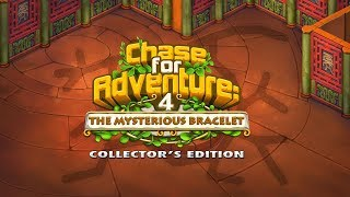 Chase for Adventure 4: The Mysterious Bracelet Collector's Edition video
