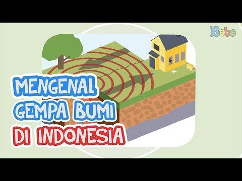 Gempa Bumi di Indonesia - Berikut Penjelasan BMKG