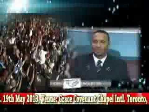 Canada Invasion Crusade with Dr Chris Okafor
