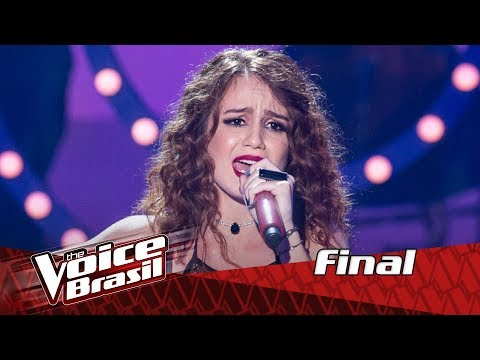Carol Biazin canta 'Million Reasons' na Final – 'The Voice Brasil' | 6ª Temporada