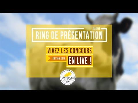 Voir la vidéo : Ring de présentation du 01 mars 2018