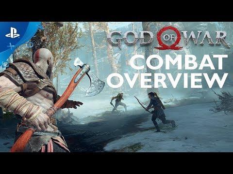 God of War: 15 minuti di gameplay con il commento degli sviluppatori