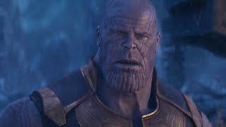 Thanos Pain - Infinity War Tribute | Road To Avengers 4