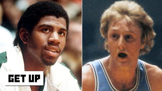 Magic Johnson remembers going head-to-head with Larry Bird for the NCAA Championship   Get Up