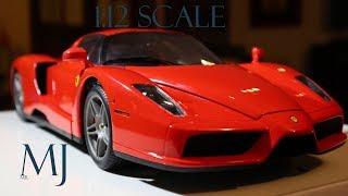 Ferrari Enzo 1/12 Scale By Kyosho