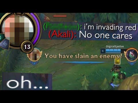 League of Legends but I announce invades in /All Chat
