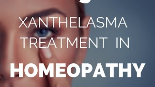 homeopathic medicine for cholesterol deposits around eyes