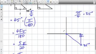 Trig Ratios And Special Triangles Grade 12 Advanced Functions Lesson 4 2 10 22 13)