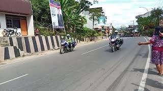 preview picture of video 'Kedatangan Presiden Jokowi di Tana Toraja'