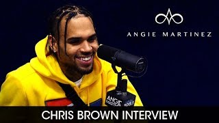 Chris Brown Full Interview: Talks JLo, Super Bowl 2018, Cardi B & More!