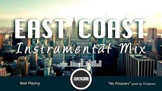 Gambar cover East Coast Hip-Hop Rap Instrumentals Beats Mix #1 [2016] TCustomz Productionz
