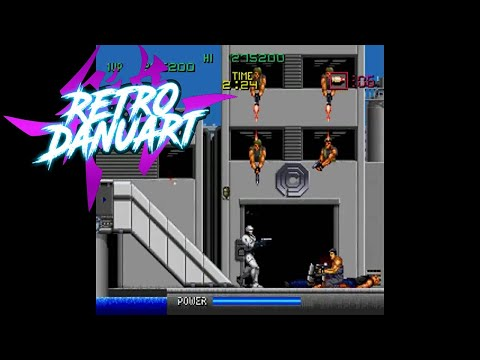 Robocop (Arcade) [Data East]