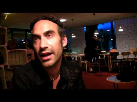 play video:Ploctones interviewed by Radio 6 on the North Sea Jazz Festival 2010