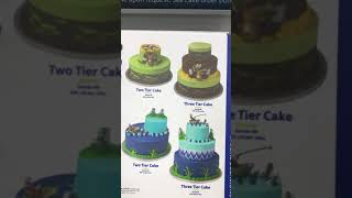 Sam's Club Cakes (whole catalog)