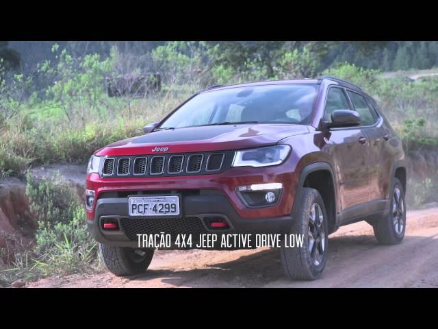 Jeep Compass - Dirigibilidade
