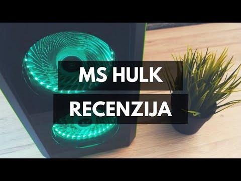 MS Industrial HULK RECENZIJA