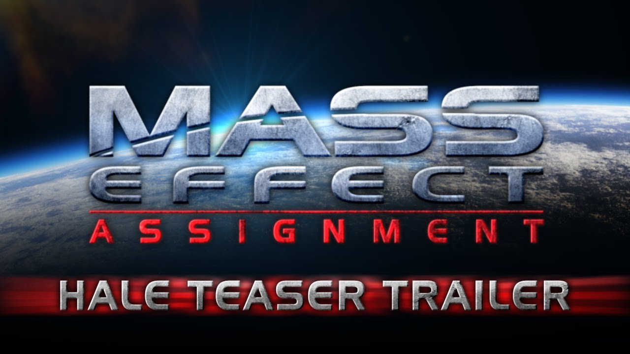 Fan-Made Mass Effect Film Is Shaping Up Nicely