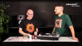 Elevator Vlog - Folge 72: Nadelkunde mit Dirk Duske von Ortofon