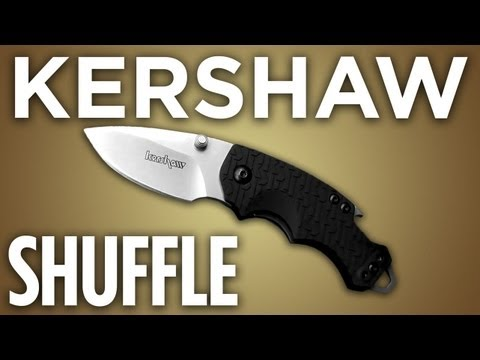 Kershaw Shuffle Knife Review: Go-To, Multifunction Utility.