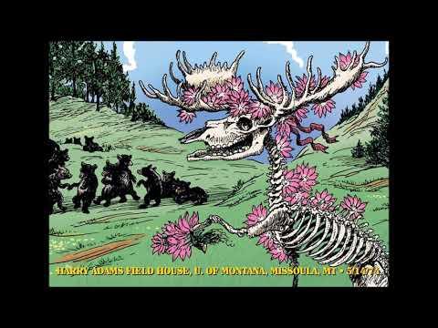 Grateful Dead - 5/14/1974 - Harry Adams Field House, University of Montana - Missoula, MT