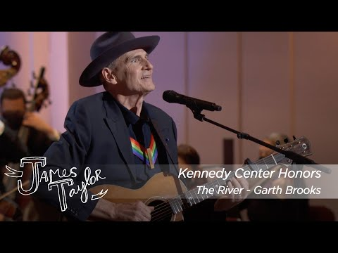 James Taylor performs at the Kennedy Center Honors (SNEAK PEEK!)