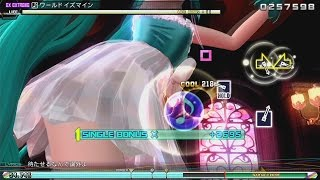 【ExEx】8★【初音ミク】「World is Mine」ワールドイズマイン Extreme Perfect 【 Project Diva Future Tone PS4 】
