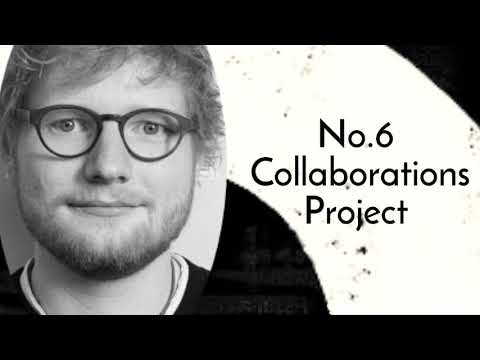 Ed Sheeran Vocal Range - No. 6 Collaborations Project (2019)