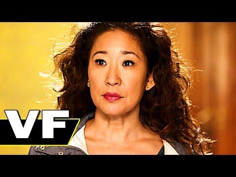 KILLING EVE Bande Annonce VF (Série 2018) Sandra Oh, Jodie Comer