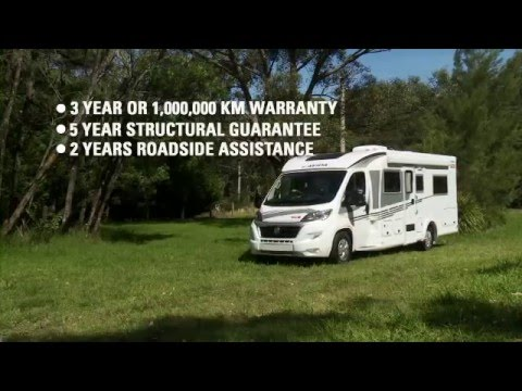 Eyre Slideout Motorhome Preview