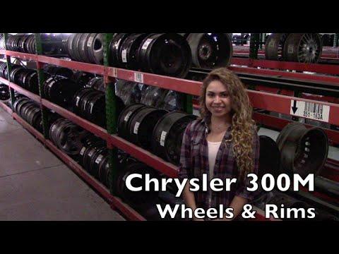 Factory Original Chrysler 300M Wheels & Chrysler 300M Rims – OriginalWheels.com