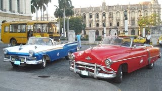 preview picture of video 'Un paseo por La Habana Cuba (A walk through La Havana)'