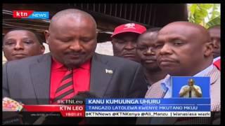 Chama cha KANU kimesema kitamuunga mkono rais Uhuru Kenyatta kwa uchaguzi wa mwaka huu