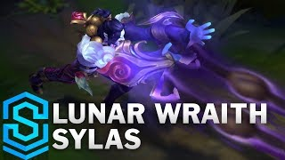 Lunar Wraith Sylas Skin Spotlight - Pre-Release - League of Legends