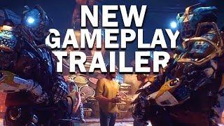Anthem: NEW GAMEPLAY TRAILER! | Storm & Interceptor Gameplay! Demo Release Date!