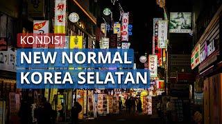 Kondisi New Normal di Korea Selatan, Terjadi Lonjakan Pasien Baru, Ratusan Sekolah Ditutup Kembali