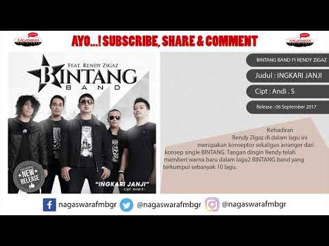 Bintang Band Rilis Single Ingkari Janji Feat Rendy Zigaz