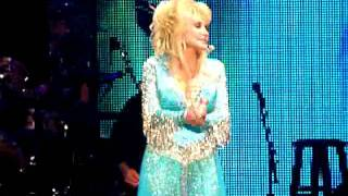 Dolly Parton - Light of a Clear Blue Morning (Better Day Tour - Atlanta)