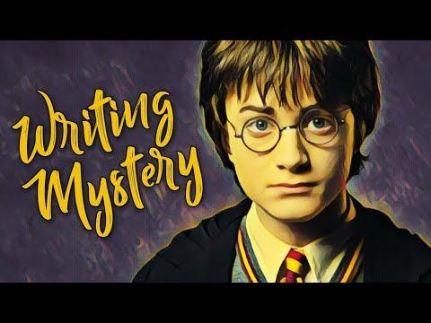 Harry Potter: Jak Rowlingová píše o záhadách - Just Write