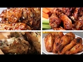 Download Youtube: Chicken Wings 7 Ways