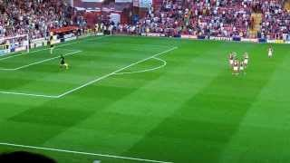 preview picture of video 'Bristol City v Bristol Rovers 4th September 2013 Pt 1'