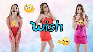 Wish Mini Dress Haul Gone Wrong!