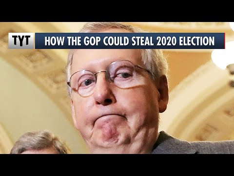 """McConnell Says Barrett Will Be An """"Asset"""" On Election Day"""