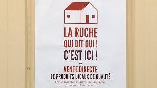 preview picture of video 'La Ruche qui dit Oui ! à Issoudun'