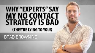 "Why ""Experts"" Say No Contact Is Bad (They're LYING To You!)"