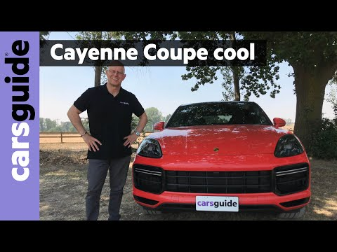 Porsche Cayenne 2020 review: Coupe