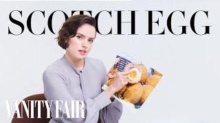 Daisy Ridley Explains A Typical British Day | Vanity Fair