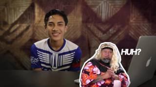 """Polynesian Kids react to MAUI in Disney's """"Moana"""""""